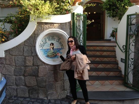 Hotel Villa Sirena: Arrivati