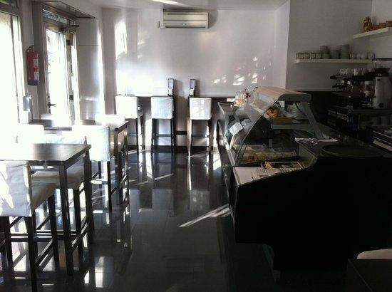 Interior Chiffon Cafe