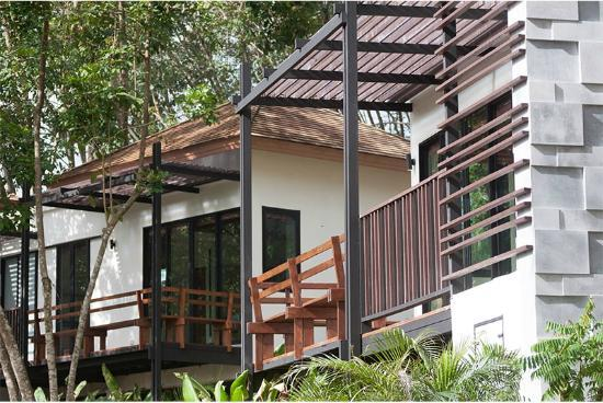 The Mangrove Panwa Phuket Resort: Studio Villa Garden