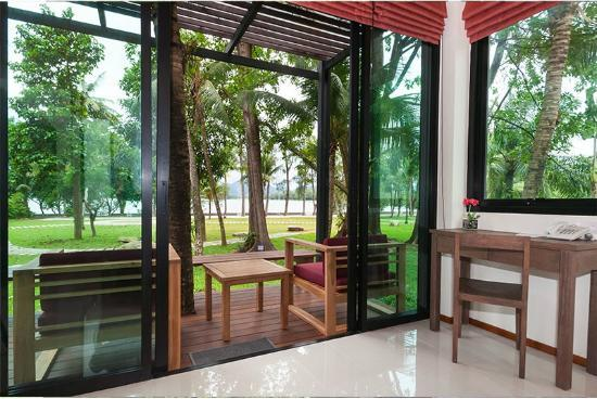 The Mangrove Panwa Phuket Resort: Studio Villa Ocean