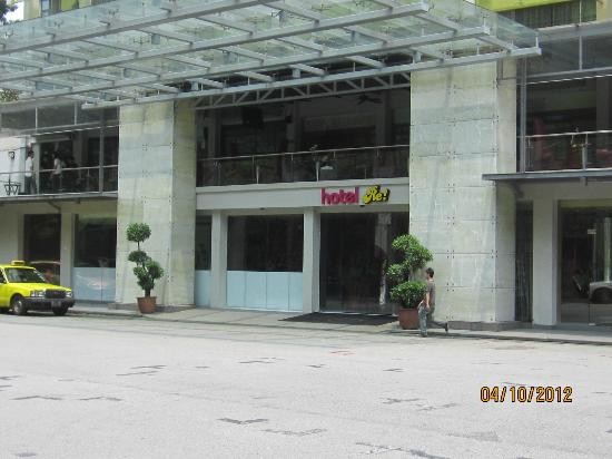 Hotel Re!: Hotel Entrance