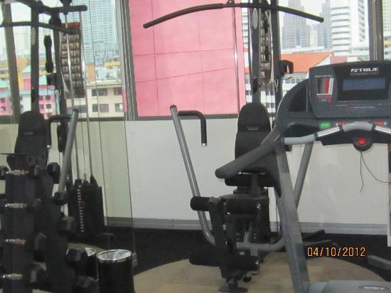 Hotel Re!: Gym