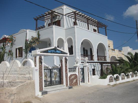 Black Sand Hotel Apartments: vooraanzicht