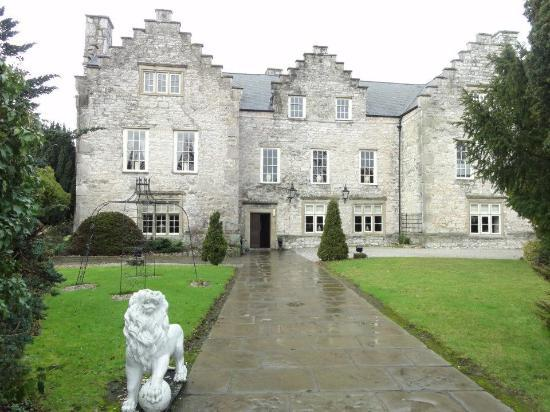 The Faenol Fawr Country Hotel & Leisure Club: Main house