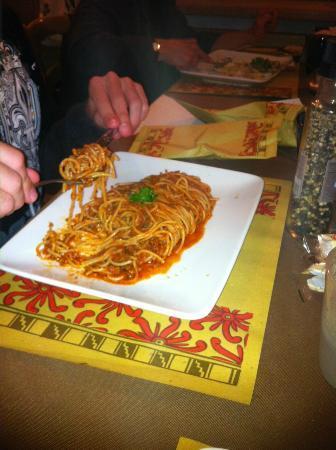 Pizzeria Ristorante Bar Al Lago: bolognese