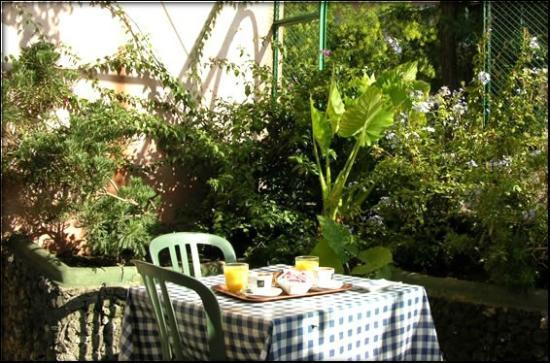 Locanda Carmel: Roof Garden