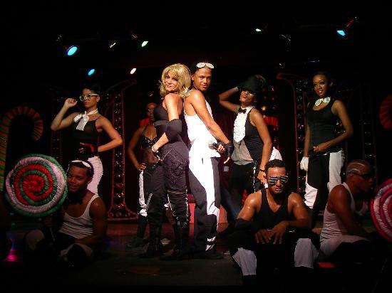 Viva Wyndham Tangerine: Jeden Abend tolle Show