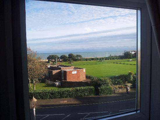 The Langtons Guesthouse: View from the room