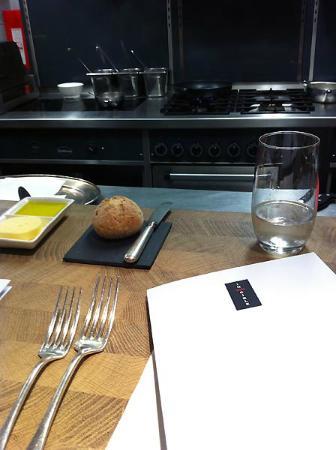 Invincible: vue de la cuisine