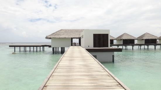 The Residence Maldives: Spa was excellent!