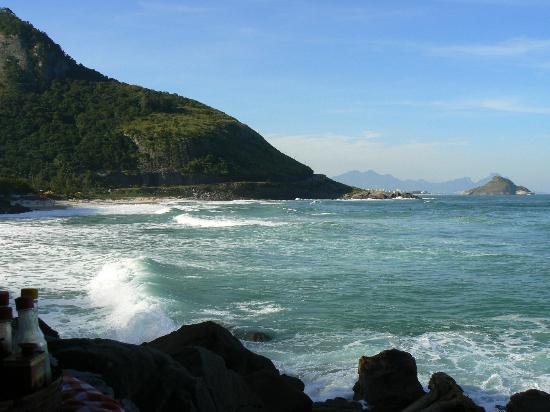 Prainha Beach: Ocean and jungle - a great combination!