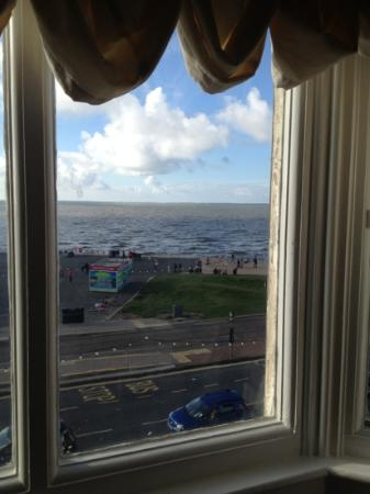 The Sands Hotel: the view