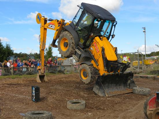 Diggerland: JCB Display