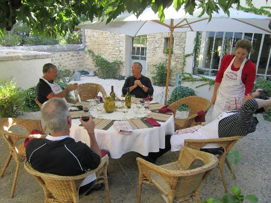 Cooking in Provence : Extraordinary Lunch