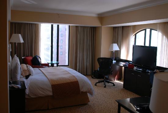JW Marriott San Francisco Union Square: Room with a great view