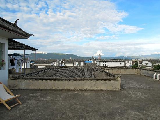 Qing Kong : View from the rooftop