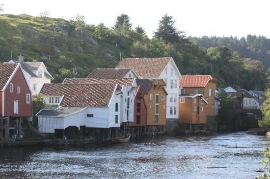 Sokndal Municipality, Norway: Sogndalstrand