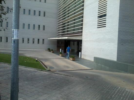 Tryp Barcelona Aeropuerto Hotel: Esterno