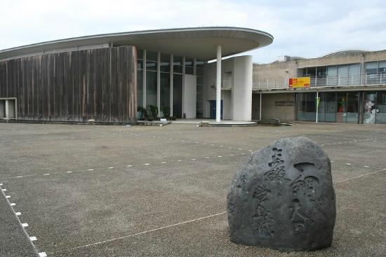 Firefly Squid Museum: ミュージアム入り口