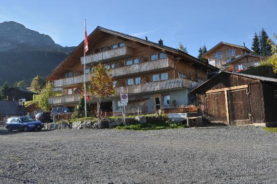 Hotel Chemihuttli