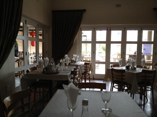 Karoopot Restaurant: inside