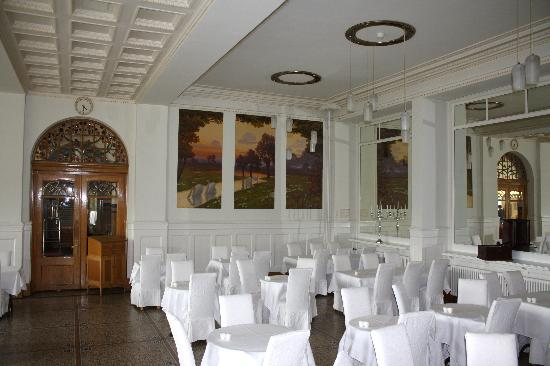 Berghotel Schatzalp: Speisesaal
