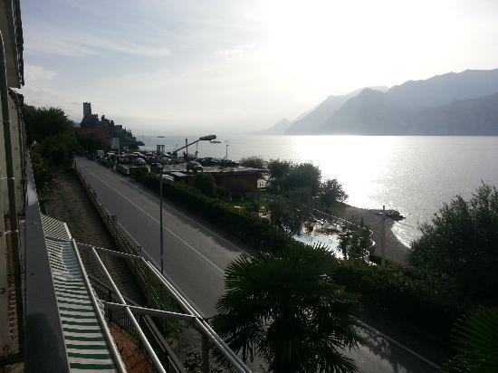 Villa Edera: From balcony