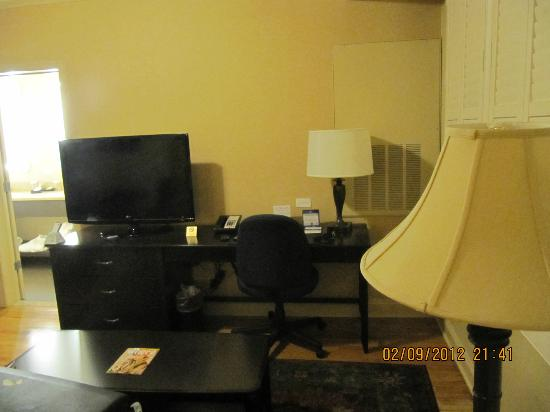 Best Western Plus Hawthorne Terrace Hotel : Svit