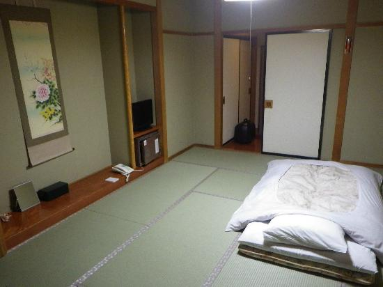 Hotel Omiya : 和室