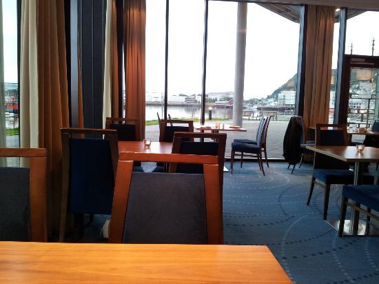 Quality Hotel Ulstein: breakfast cafe