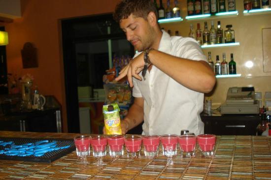Ionis Art Hotel: zak :)