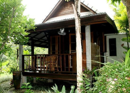 1 bedroom villa (Ylang Ylang) - Outside pantry