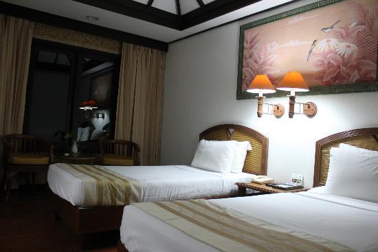 Kila Senggigi Beach Lombok : chambre 346