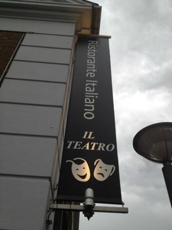 Ristorante Il Teatro: Outside