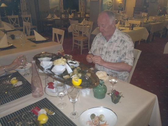Le Beau Rivage: The end of the 'Fruits de Mer' (Some time later!)