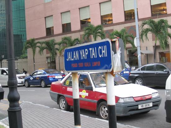 Dorsett Kuala Lumpur: Address