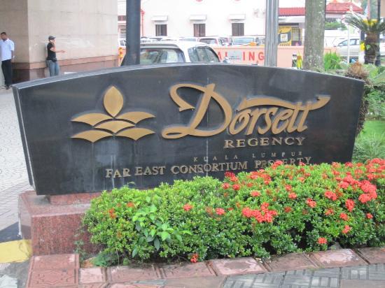 Dorsett Kuala Lumpur: Hotel