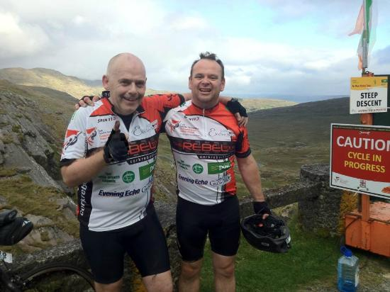 Beara Way: second time to top Healy Pass on the same day