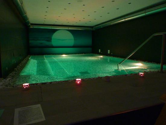 Grifo Hotel Charme & SPA: Piscina termale temperatura ambiente
