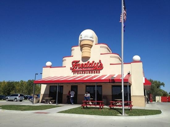 Freddys Custard Amp Steakburger Junction City Restaurant