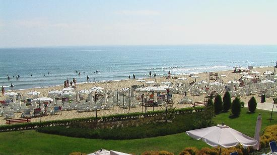 Sol Luna Bay: Blick auf den Strand
