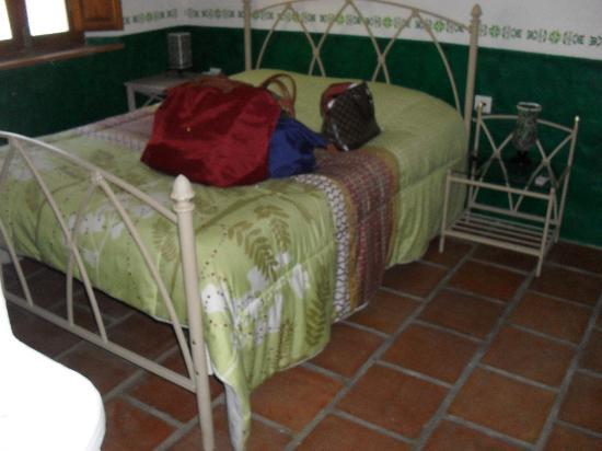 Villa Chante Coucou : chambre