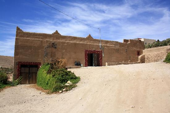 Berber Cultural Center: The House