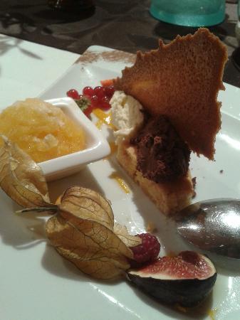 Hotel Le Gardon : dessert