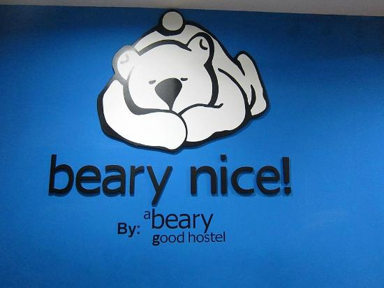 Beary Nice! by a beary good hostel: Beary nice indeed!