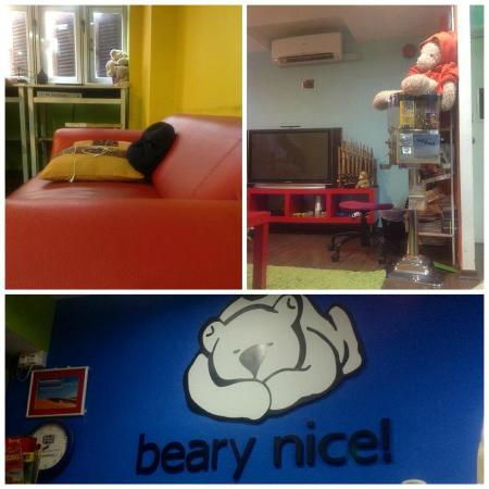 Beary Nice! by a beary good hostel: Family area