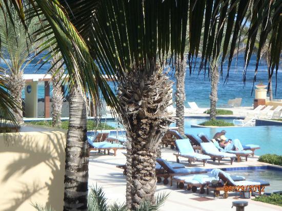 The Westin Dawn Beach Resort & Spa, St. Maarten: View from Ocean Front room
