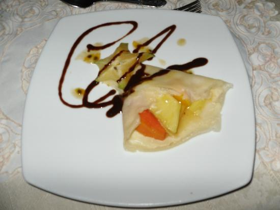 The Palace at Playa Grande: Dessert at the Palace!