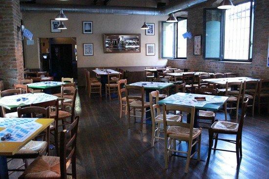 The Temple Bar: Una delle sale del locale