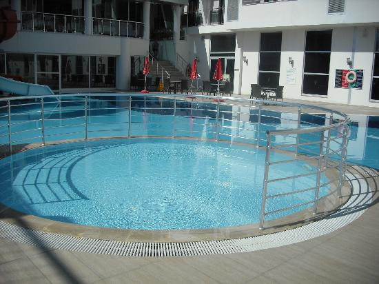 Dalaman Airport Lykia Resort Hotel : loved this pool